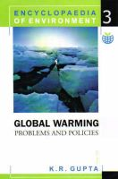 Environment : Global Warming: Book by K. R. Gupta