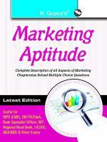 Marketing Aptitude: Book by Sima Kumari