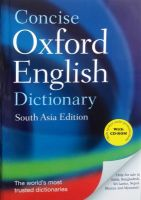 Concise Oxford English Dictionary:Book by Author-DICTIONARY