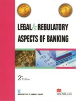 Legal & Regulatory Aspects of Banking - JAIIB:Book by Author-Institute of Banking and Finance
