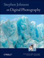 Stephen Johnson on Digital Photography:Book by Author-Stephen Johnson