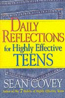 Daily Reflections for Highly Effective Teens: Book by Stephen R. Covey