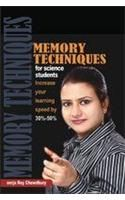 Memory Techniques For Science Students English(PB): Book by Neerja Roy Choudhary