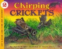 Let's Read-&-find-out Science S. - Chirping Crickets: Book by Melvin Berger , Megan Lloyd