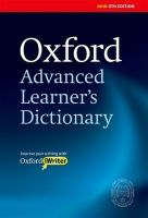Oxford Advanced Learner's Dictionary: Book by Oxford Dictionary