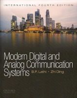 Modern Digital and Analog Communication Systems: Book by B.P. Lathi