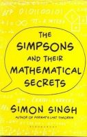 Simpsons Their Math Secrets: Book by Simon Singh