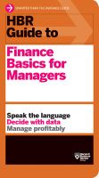HBR Guide to Finance Basics for Managers:Book by Author-Harvard Business Review