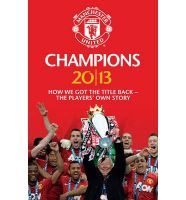 Champions 2013: Book by Manchester United