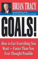 Goals !: Book by Brian Tracy