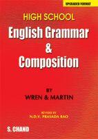 High School English Grammar & Composition (English) 01 Edition: Book by Wren