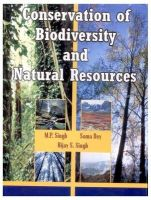 Conservation of Biodiversity and Natural Resources: Book by Singh, M. P. & Dey Soma & Singh S. Vijay