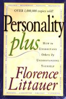 Personality Plus: Book by Florence Littauer