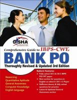 Comprehensive Guide to IBPS - CWE Bank PO (English) 3rd Edition (Paperback): Book by Disha Experts