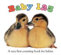Baby 123: Book by Roger Priddy