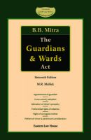 The Guardians & Wards Act