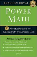 Power Math: Book by Brandon Royal
