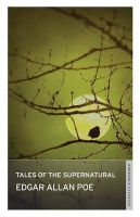 Tales of Mystery and the Supernatural: Book by Edgar Allan Poe