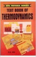 Text Book of Thermodynamics: Book by D. K. Jha