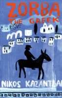 Zorba the Greek:Book by Author-Nikos Kazantzakis