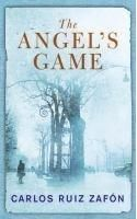 The Angel's Game:Book by Author-Carlos Ruiz Zafon