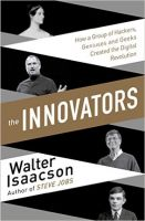 Innovators (P): Book by Walter Isaacson