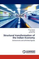 Structural Transformation of the Indian Economy: Book by Jaswal Shivani
