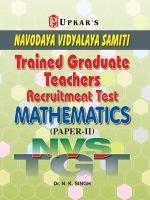 Navodaya Vidyalaya Samiti TGT Mathematics (Paper-II)