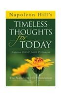 Timeless Thoughts For Today: Book by Judith Williamson Napoleon Hill