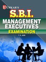 SBI Management Executives Examination: Book by T. S. Jain