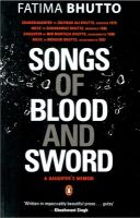 Songs Of Blood & Sword: Book by Fatima Bhutto