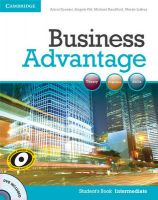 Business Advantage Intermediate Student's Book with DVD: Book by Almut Koester , Angela Pitt , Michael Handford , Martin Lisboa