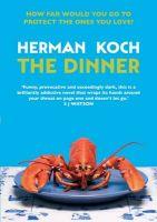 The Dinner: Book by Herman Koch,Sam Garrett