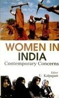 Women In India: Contemporary Concerns: Book by U. Kalpagam