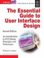 The Essential Guide To User Interface Desg.(2Nd Ed 2nd Edition