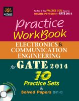 Practice Workbook - ELECTRONICS & COMMUNICATION ENGNEERING for GATE 2014: Book by Arihant Experts