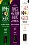 Times Food And Nightlife Guide Mumbai : 2012: Book by Rashmi Uday Singh