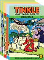 Best Of Tinkle Digest Assorted Pack Of 50