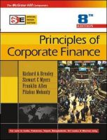 Principles of Corporate Finance: Book by Richard A. Brealey,Stewart C. Myers,Franklin Allen,Pitabas Mohanty