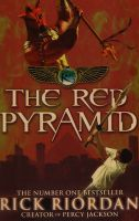 The Red Pyramid:Book by Author-Rick Riordan