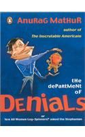 Department Of Denials:Book by Author-Anurag Mathur