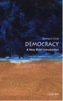 Democracy: Book by Bernard Crick