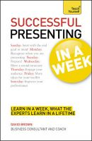 Teach Yourself Successful Presenting in a Week:Book by Author-Malcolm Peel , David Brown