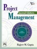PROJECT MANAGEMENT: Book by GUPTA RAJEEV M.