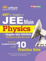JEE Main Physics with Chapterwise Solutions (JEE Main & AIEEE 2013-2002): Book by Experts Compilation