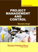 Project Management and Control : Book by Narendra Singh