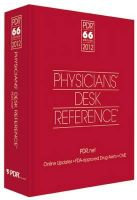 Physicians' Desk Reference:Book by Author-PDR (Physicians' Desk Reference) Staff