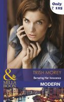 Bartering Her Innocence: Book by Trish Morey
