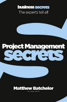 Project Management: Book by Matthew Bachelor