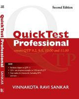 Quick Test Professional: Book by Ravishankar